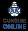 Platforma de cursuri online UVVG